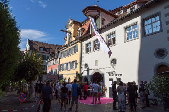 Eröffnung »VINEUM Bodensee«