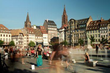 Strasbourg / Cardiff / St. Helens
